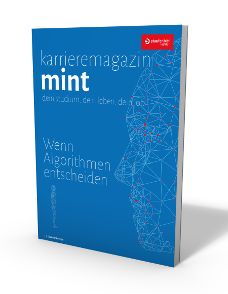 Cover des Karrieremagazin MINT