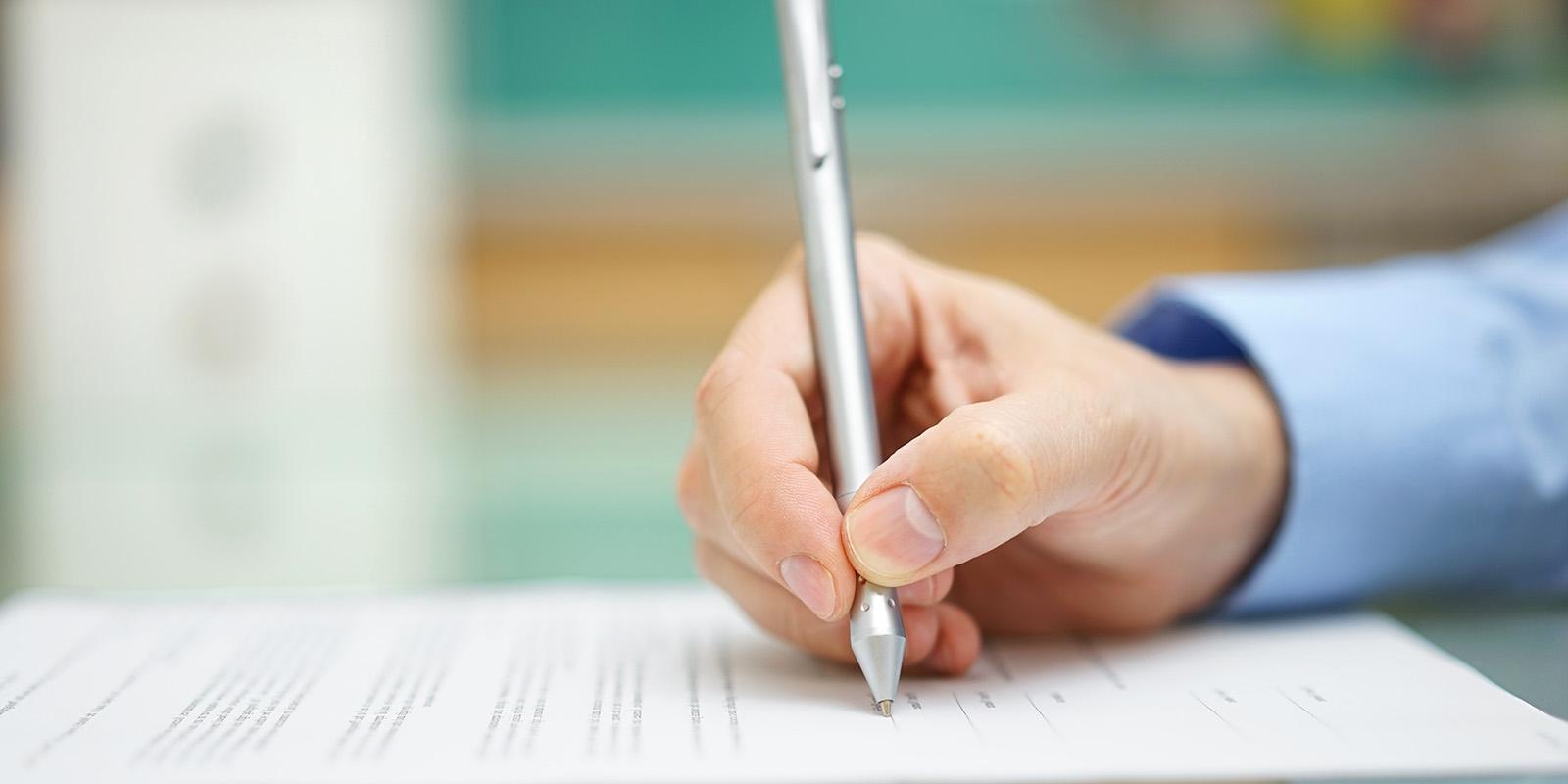 Bewerben Auf Englisch Formulierungen Für Das Anschreiben